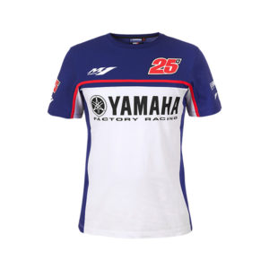 racepoint_maverick vinales yamaha t-shirt