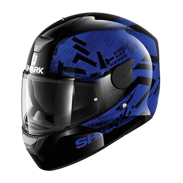 racepoint_shark motorradhelm d_skwal hiwo schwarz_blau