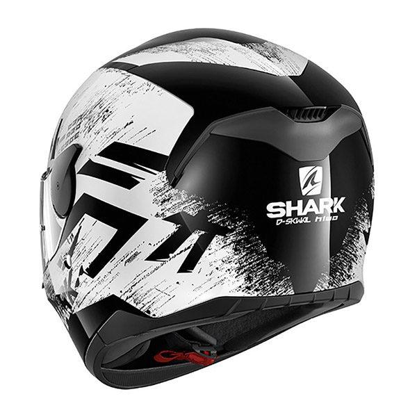 racepoint_shark motorradhelm d_skwal hiwo schwarz_weiss