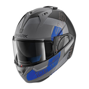 racepoint_shark motorradhelm evo one slasher mat