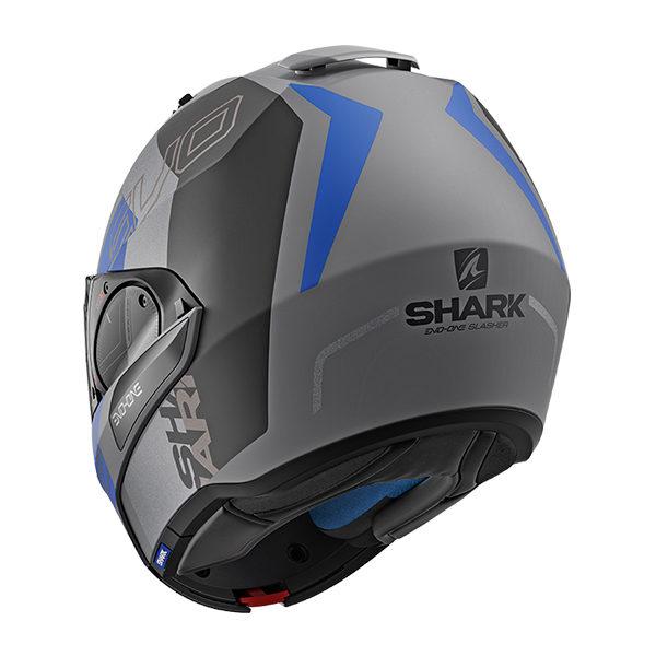 racepoint_shark motorradhelm evo one slasher mat
