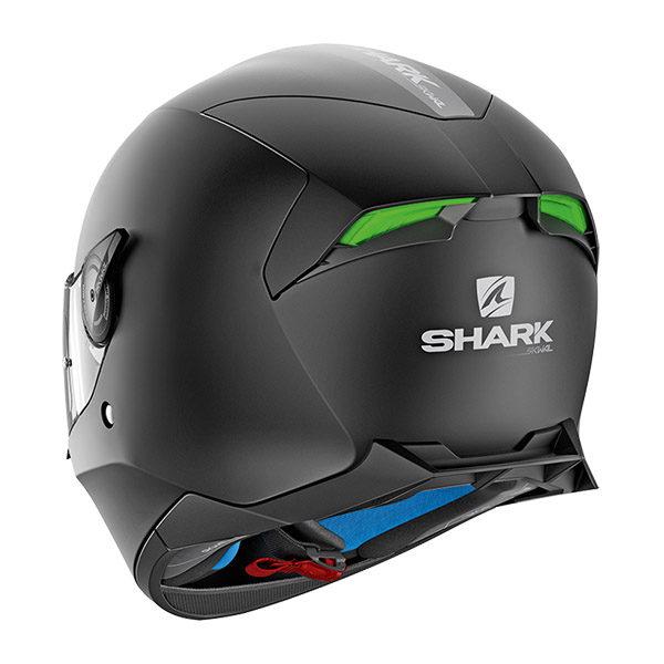 racepoint_shark motorradhelm skwal 2 blank mat