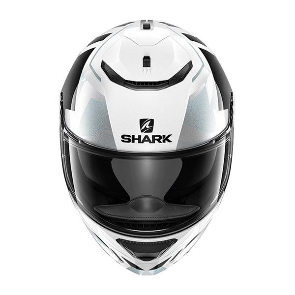 racepoint_shark motorradhelm spartan droze