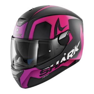 racepoint_skwal trion mat schwarz-rosa