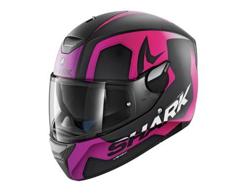 racepoint_skwal trion mat schwarz-rosa