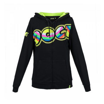racepoint_valentino rossi hoody doc woman