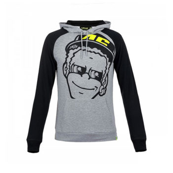 racepoint_valentino rossi hoody dottorino