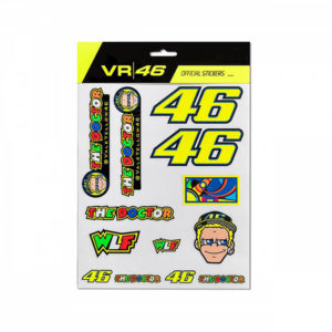 racepoint_valentino rossi stickers big vr 46 classic