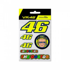 racepoint_valentino rossi stickers small