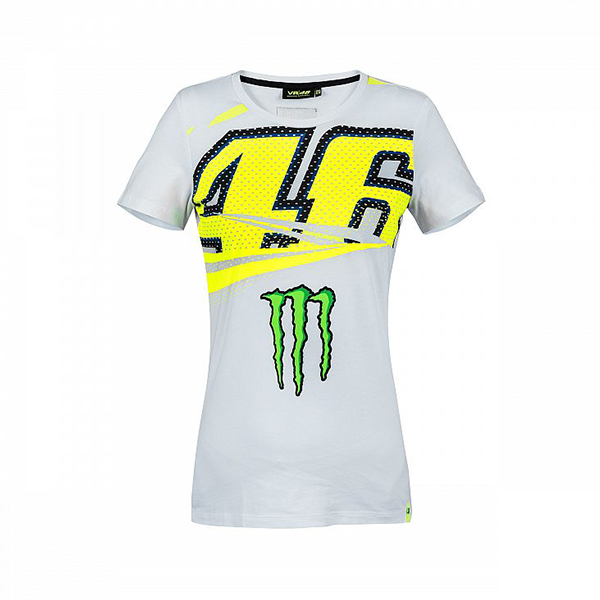 Valentino Rossi T Shirt 46 Monza Monster Woman Racepoint Ch