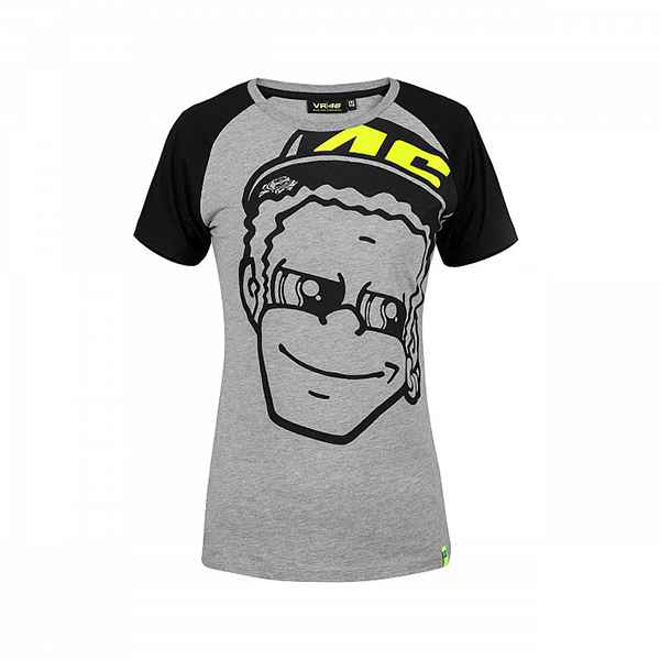 Valentino Rossi T Shirt Dottorino Woman Racepoint Ch