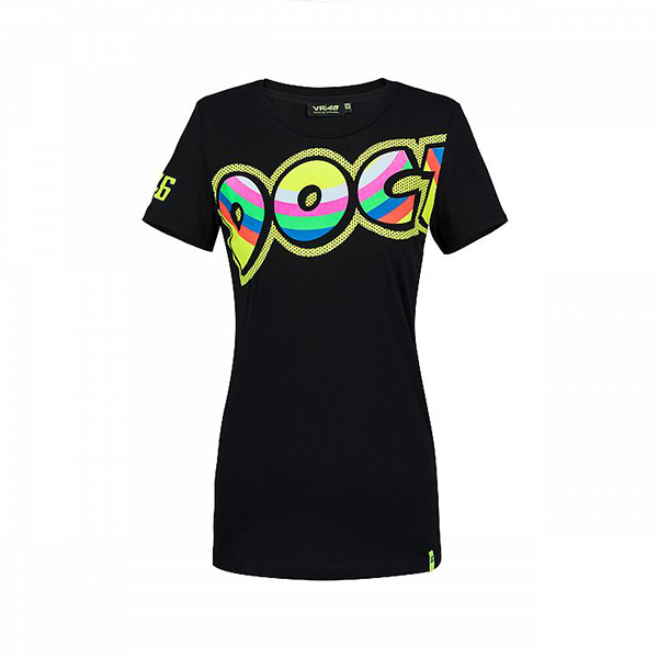 valentino rossi t shirt the doctor woman. Black Bedroom Furniture Sets. Home Design Ideas
