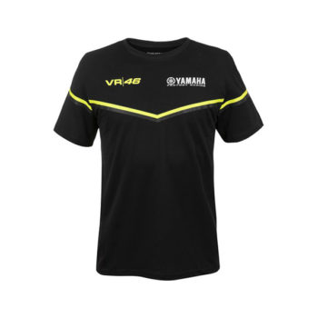 racepoint_valentino rossi t-shirt yamaha black