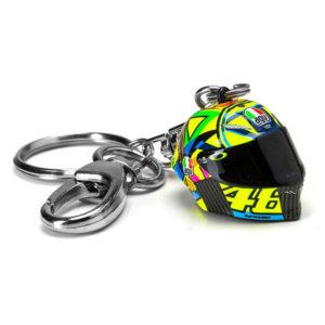 racepoint_valentino_rossi_schlüsselanhänger_3D_helmet